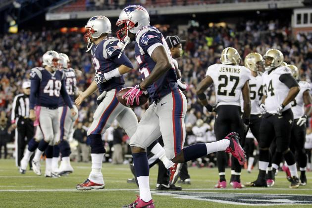 New Orleans Saints vs. New England Patriots: Full Roster Grades for New England