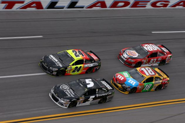 Fantasy NASCAR Picks for NASCAR Sprint Cup Series at Talladega