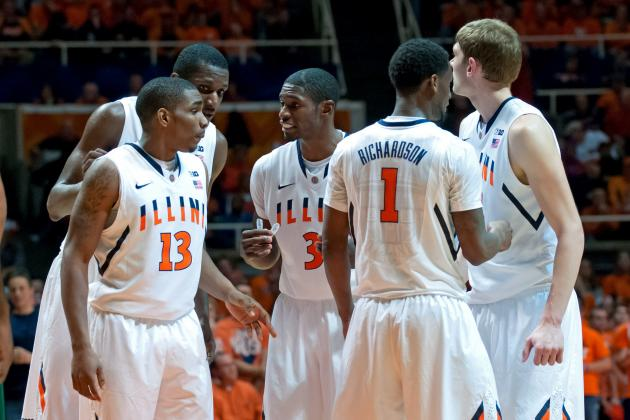 Illinois Basketball: Predictions for Fighting Illini Team Awards