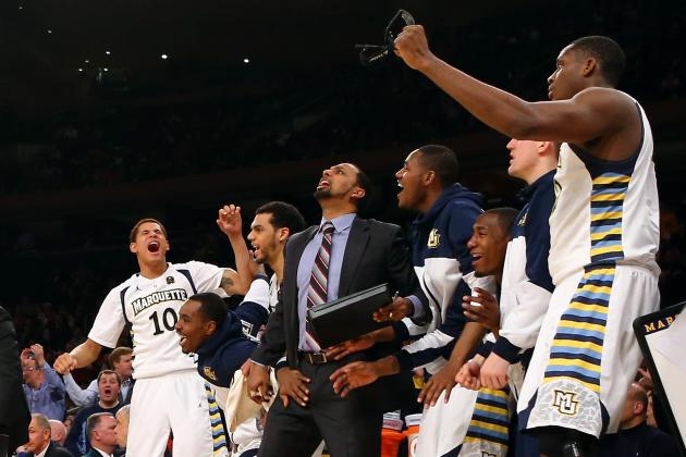 Marquette Basketball: Predictions for Golden Eagles' Team Awards