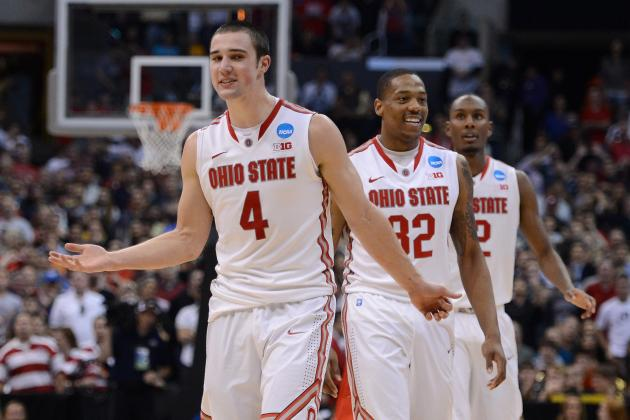 Ohio State Basketball: Predictions for Buckeyes' Team Awards