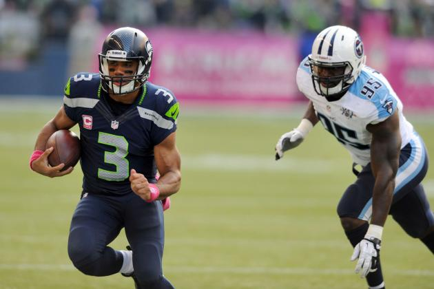 Titans vs. Seahawks: Full Roster Report Card Grades for Seattle