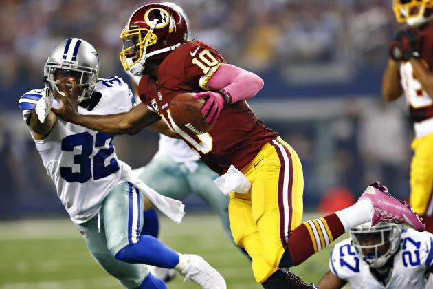 Washington Redskins vs. Dallas Cowboys: Takeaways from Washington's 16-31 Loss