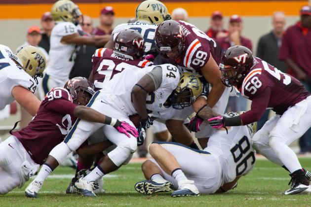 Virginia Tech Football: Midseason Grades for Players and Coaches
