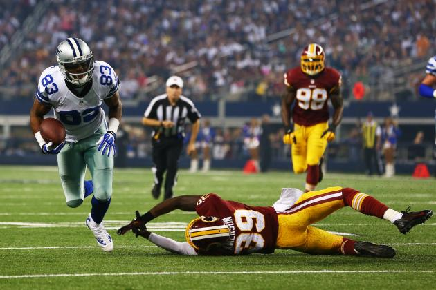 Redskins vs. Cowboys: Takeaways from Dallas' 31-16 Win over Washington