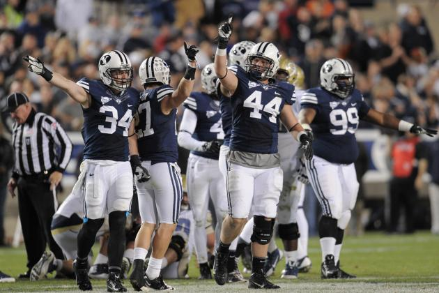 BYU Football: Grading the Cougars' Win over Georgia Tech