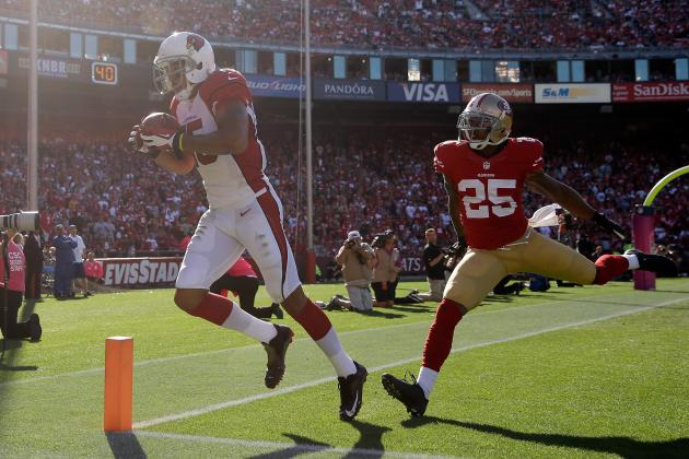 Full Roster Report Card for Cardinals in Game Against 49ers