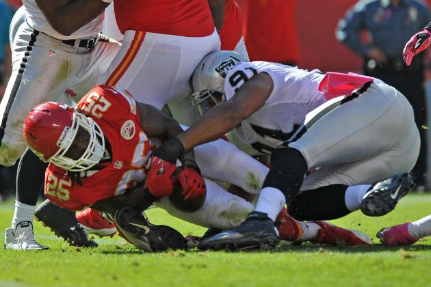 Chiefs vs. Raiders: Full Roster Report Card Grades for Oakland