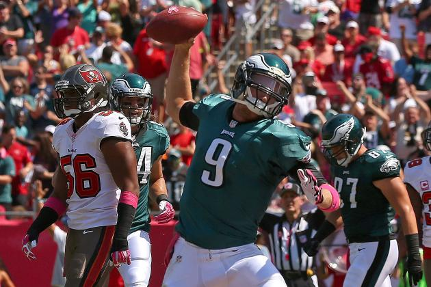 Philadelphia Eagles vs. Tampa Bay Buccaneers: Full Report Card Grades for Philly