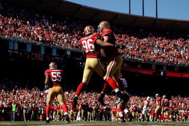 Cardinals vs. 49ers: Full Roster Report Card Grades for San Francisco