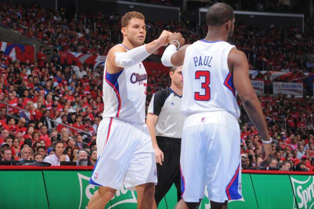2013-14 NBA Season Preview Player Power Rankings for LA Clippers