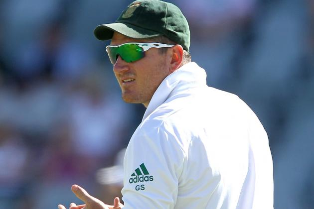 Pakistan vs. South Africa: Scorecard, Session Recaps for 1st Test in Abu Dhabi