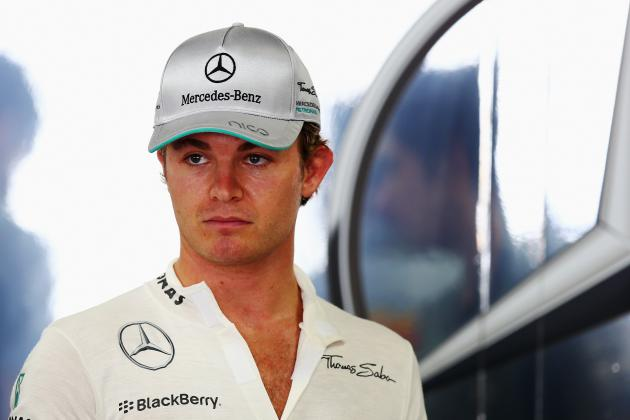 Formula 1's Latest Rumours and Talk: Rosberg Slams Perez Driving and More