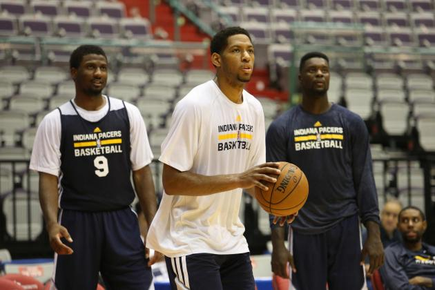 2013-14 NBA Season Preview Player Power Rankings for Indiana Pacers