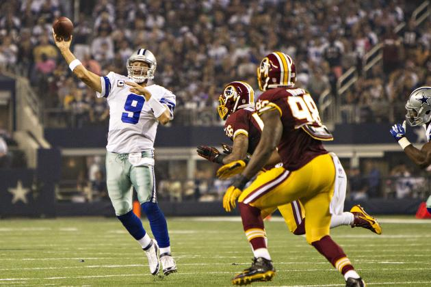 Redskins vs. Cowboys: Full Roster Report Card Grades for Dallas