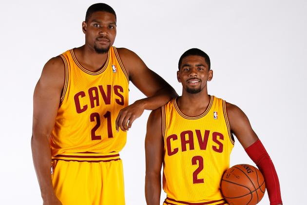 2013-14 NBA Season Preview Player Power Rankings for Cleveland Cavaliers
