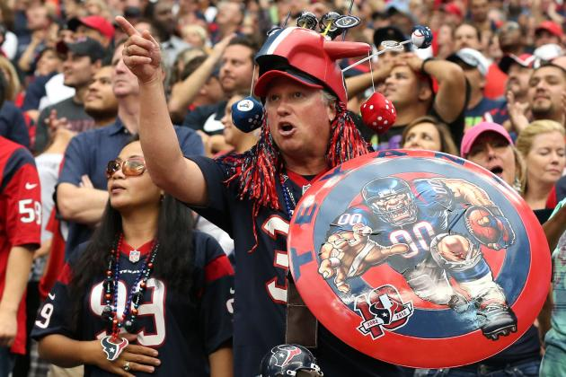 Embarrassing NFL Fans Rule Week 6