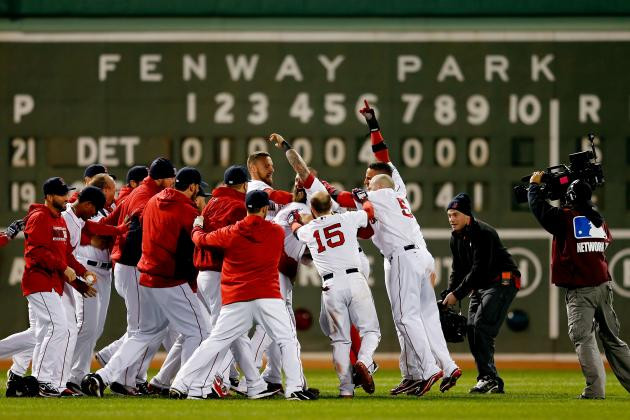 Ranking the Greatest League Championship Series Comebacks of All Time