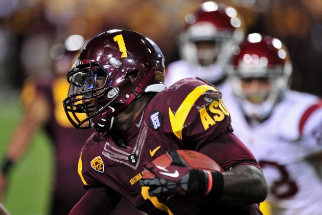 Best Dual-Threat Running Backs in College Football