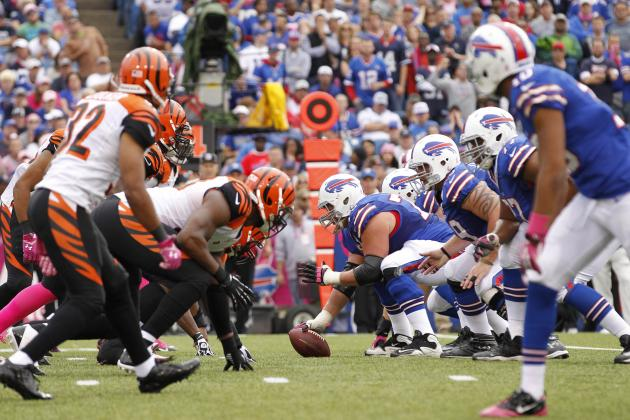 Bengals vs. Bills: Full Roster Report Card Grades for Cincinnati