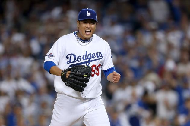 Mapping Out the Los Angeles Dodgers' Path to an NLCS Comeback