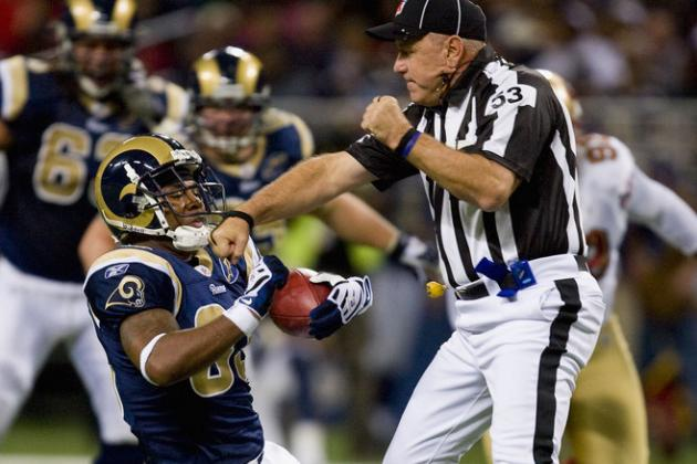 10 Badass Referee Moments