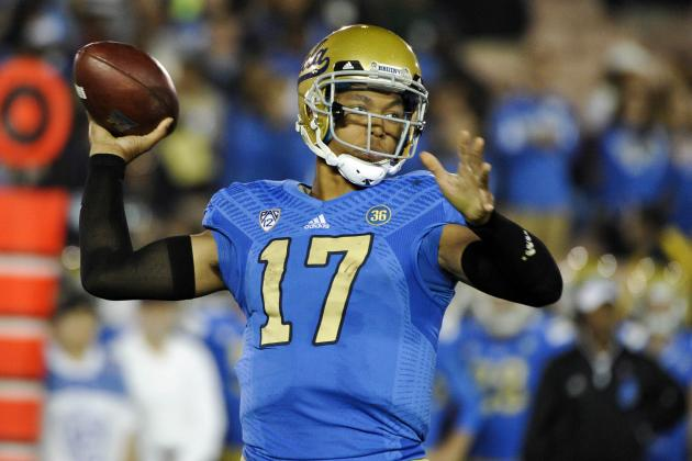 UCLA Football: Midseason Grades for Players and Coaches