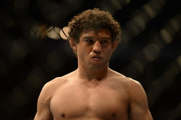 UFC 166: Gilbert Melendez vs. Diego Sanchez Head-to-Toe Breakdown