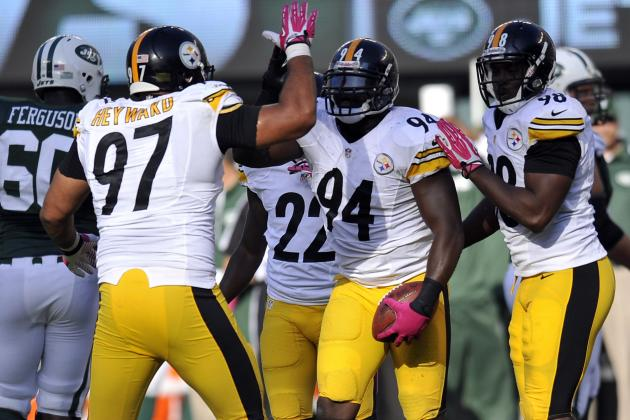 Steelers vs. Jets: Full Roster Report Card Grades for Pittsburgh