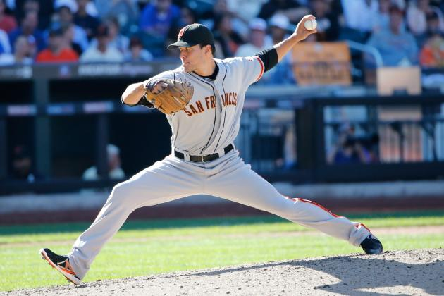 San Francisco Giants: Guide to the 2013 Free Agent Reliever Market