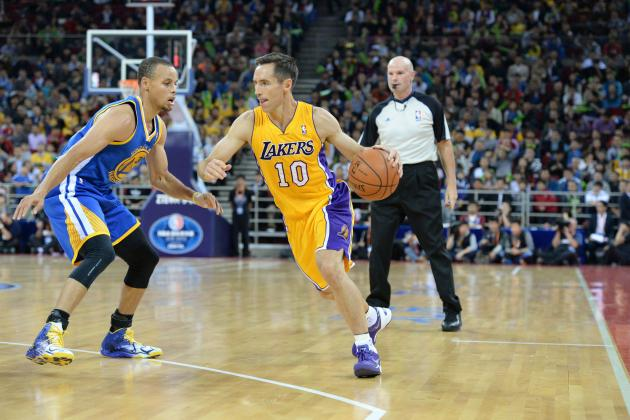 Golden State Warriors vs. Los Angeles Lakers: Grading Lakers' Performance