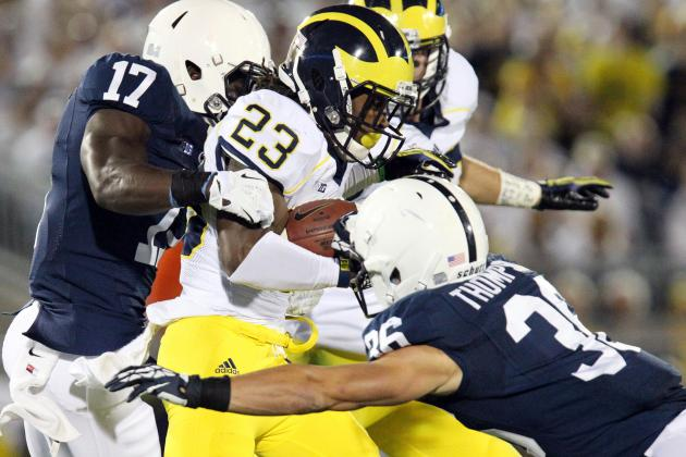 Michigan Wolverines vs. Indiana Hoosiers: Complete Game Preview