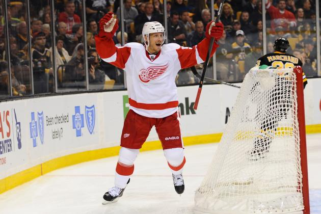 Buying or Selling Detroit Red Wings Players' Hot Starts in 2013-14