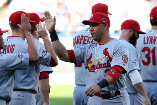St. Louis Cardinals: 5 Things We Learned in the 2013 Season