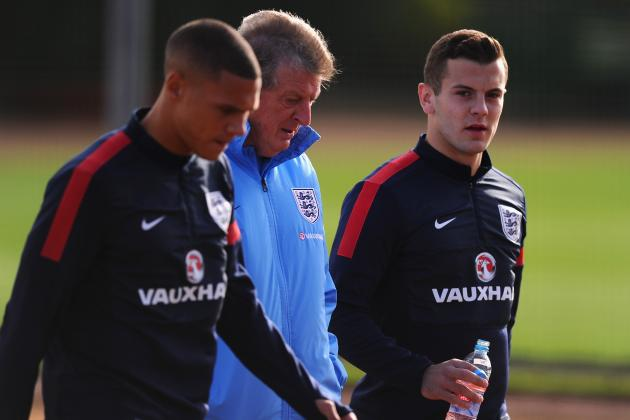 Paper Review: Jack Wilshere Back for England, Gareth Bale, Sir Alex Socceroo