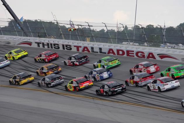 Complete Preview for NASCAR Sprint Cup Series at Talladega