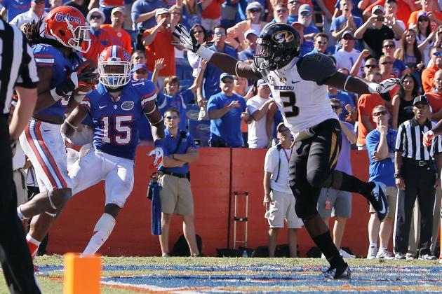 Florida Gators vs. Missouri Tigers Complete Game Preview