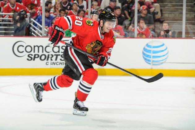 Buying or Selling Chicago Blackhawks Players' Hot Starts in 2013-14
