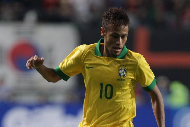 Brazil vs. Zambia: 6 Things We Learned