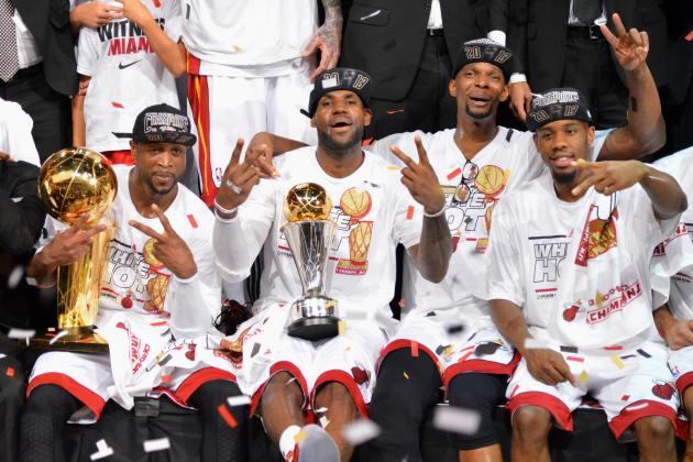 Top 5 Teams Able to Dethrone LeBron James and the Miami Heat