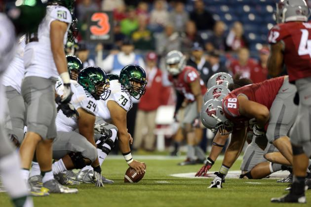Oregon Ducks vs. Washington State Cougars: Complete Game Preview