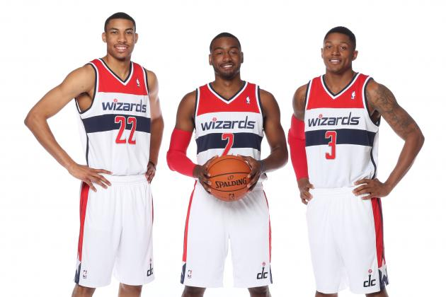 2013-14 NBA Season Preview Player Power Rankings for Washington Wizards