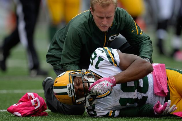 5 Free-Agent and Trade Options for the Green Bay Packers to Bolster Injured WRs