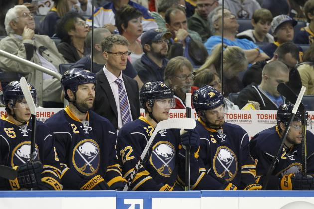 Assigning Blame for Buffalo Sabres' Early Struggles in 2013-14 Season