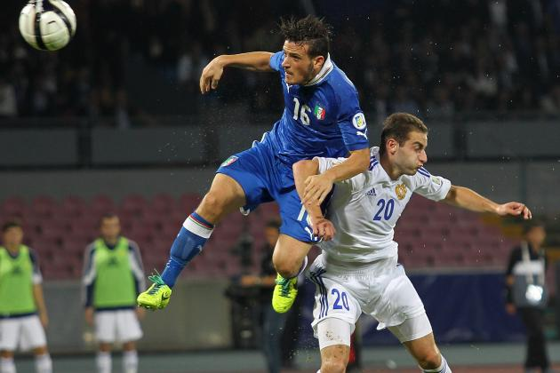 Italy vs. Armenia: 6 Things We Learned