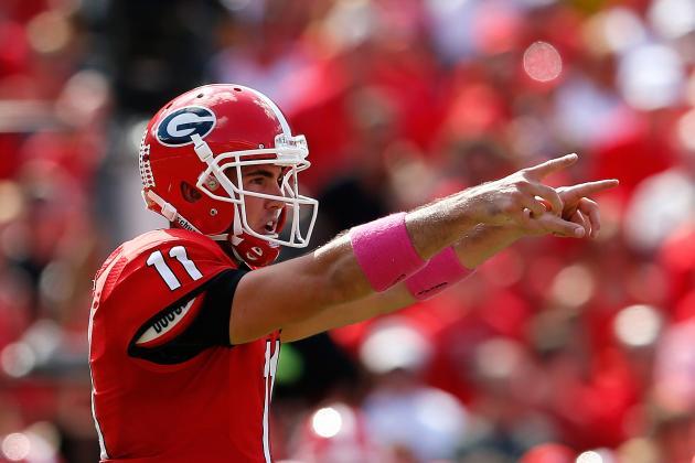 Georgia Bulldogs vs. Vanderbilt Commodores: Complete Game Preview