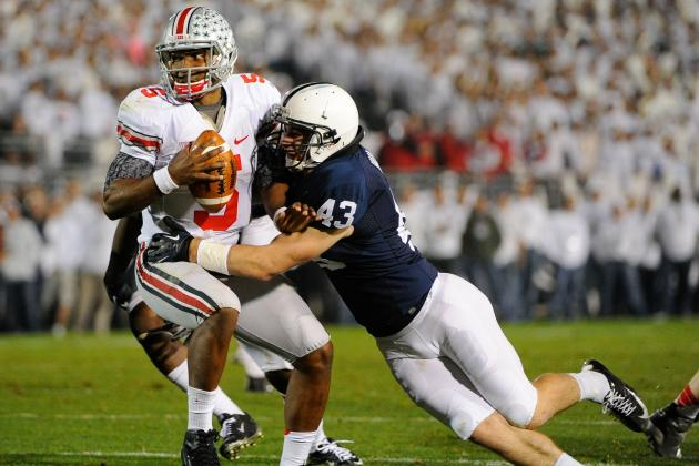 Penn State vs. Ohio State: What Bill O'Brien Can Learn from Northwestern Film