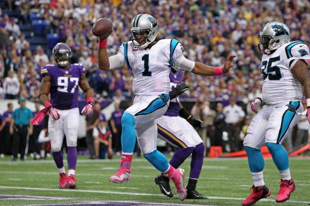 5 Reasons the Carolina Panthers Are Primed for a Midseason Run
