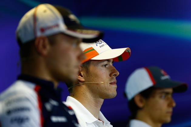 5 Drivers Who Would Benefit from a Change of Scenery for Formula 1 2014