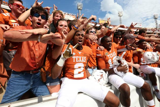 Texas Football: Top 4 Big 12 Games That Will Make or Break the Longhorns Season